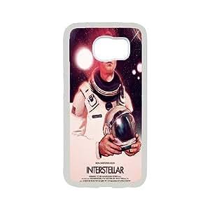 Movie Interstellar Productive Back Phone Case For Samsung Galaxy S6 -Pattern-19