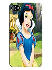 Derricka D. Pearson Lovely 3d cartoon TPU skin cover case for iphone 4/4s to make your phone unique
