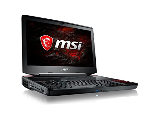 2017 Newest MSI GT83 TITAN SLI-212 18.4