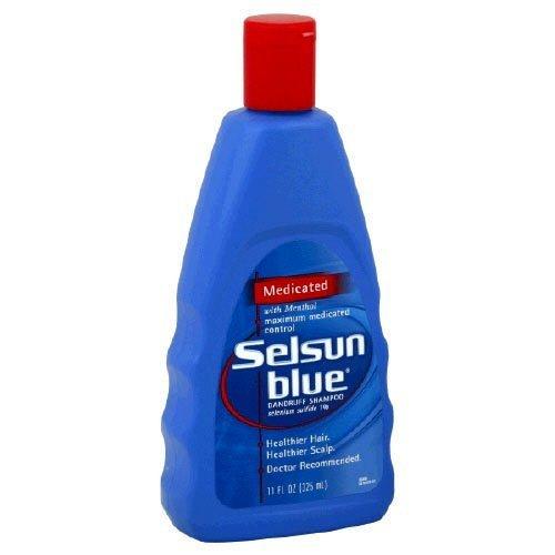 Contrôle Selsun bleu Lits Force Pack de maximum 2 X 11 Oz