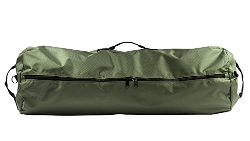 - Northstar Tactical 1050 HD Tuff Cloth Diamond Rip Stop Side Load Gear Duffle Bag, 21 x 36