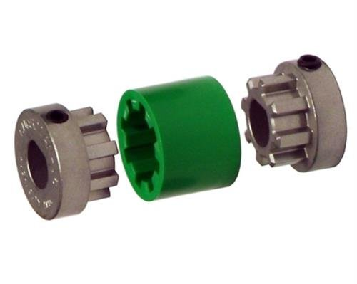 J/B Industries PR-208 Flexible Vacuum Pump Coupler from J/B Industries