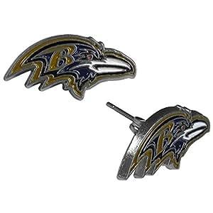 NFL Baltimore Ravens Stud Earrings