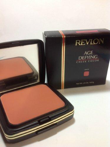 Revlon Age Defying Cheek Color Creamy Blush (Peach) Full Size.