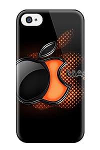 Thomas Jo Jones's Shop Durable Mac Os Back Case/cover For Iphone 4/4s S0BK58P4OA3V28BP