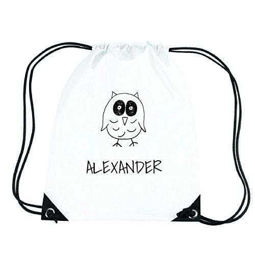 JOllipets ALEXANDER Turnbeutel Sport Tasche PGYM5096 Design: Eule rRvnOll