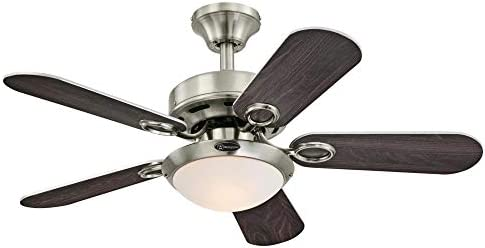 Westinghouse Lighting 7230300 Cassidy Indoor Ceiling Fan