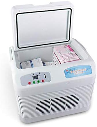 Refrigerador portátil de 15 litros, Mini refrigerador, congelador ...