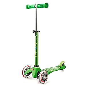 Micro Mini Deluxe Scooter - Green