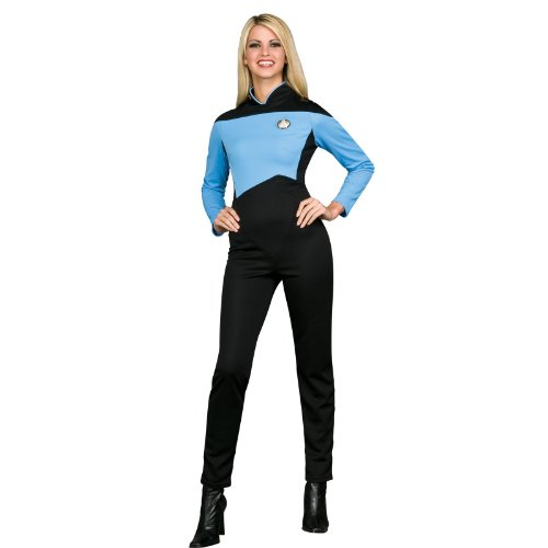 Rubie's Women's Star Trek The Next Generation Deluxe