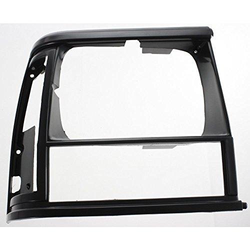 Evan-Fischer EVA18972015355 Headlight Door for Jeep Cherokee 91-96 Painted Right Side