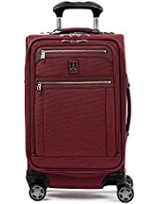 """Travelpro Platinum® Elite 21"""" Expandable Carry-on Spinner Suiter Suitcase"""