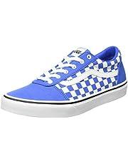 Vans Jongens Ward Suede/Canvas Sneakers