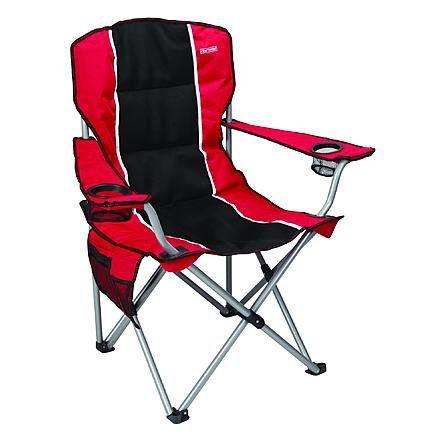 Craftsman Padded Chair, Red