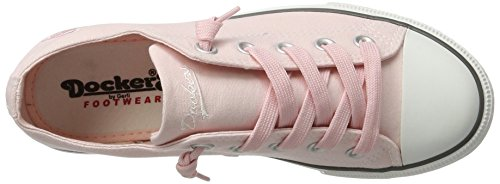 Femme Dockers Rosa 710760 Gerli 760 36ur210 by Basses Pink Sneakers gwwZ7FqWY