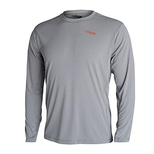 Redline Performance Shirt Long Sleeve Granite Large