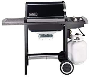 weber 2271001 genesis silver a propane gas. Black Bedroom Furniture Sets. Home Design Ideas
