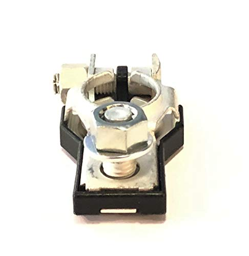 GENUINE NEW OEM Mitsubishi MU800890 POSITIVE Terminal Assembly N+with Nut ()