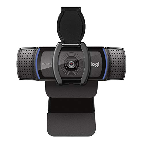 Logitech C920S Webcam Privacy Shutter product image