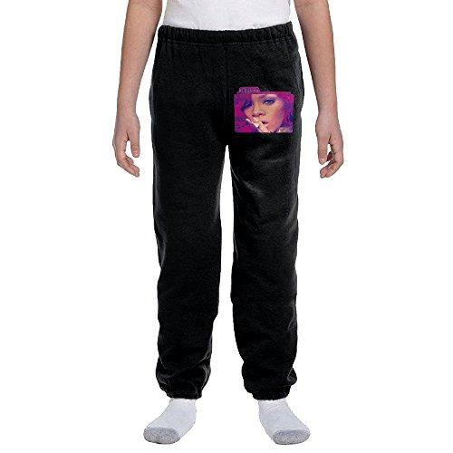 Jackson Loud Poster Youth Slim Fit Jogger Sweatpant Workout Pant L
