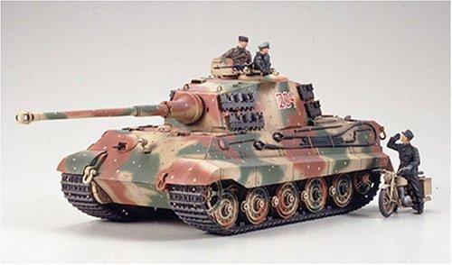 Tamiya 35252 - Königstiger B00061H54M Panzer Beliebte Empfehlung | Haltbar