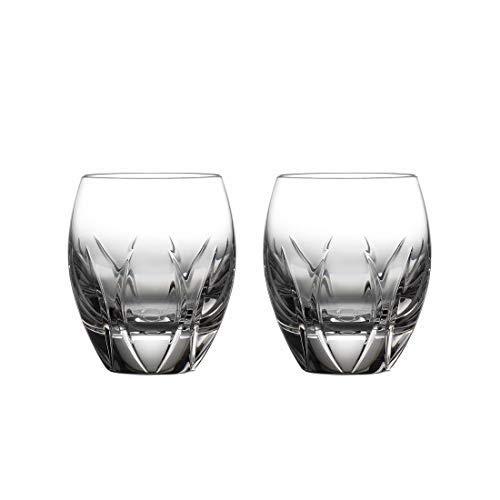 (Waterford Ardan Tonn Double Old Fashion Glasses, Set of 2)