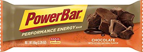 PowerBar Performance Energy Chocolate Flavor 12 Bars 2 29 oz 65 g Each