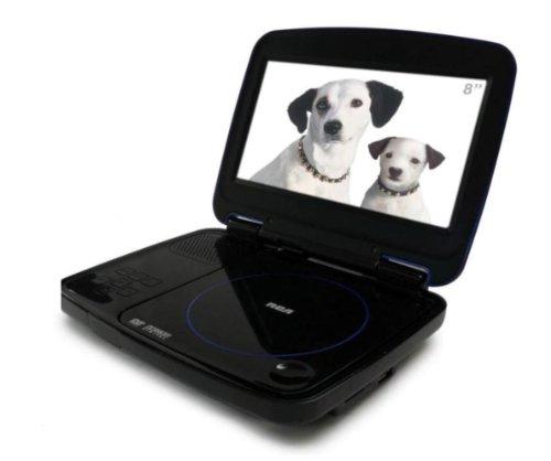 RCA DRC99380U 8 Inch Portable Player