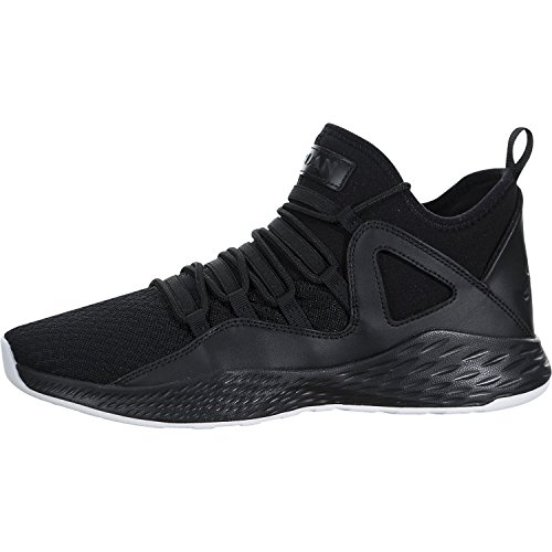 9300b6f90aa Galleon - Nike Jordan Kids Jordan Formula 23 Bg Black Black White Basketball  Shoe 7 Kids US