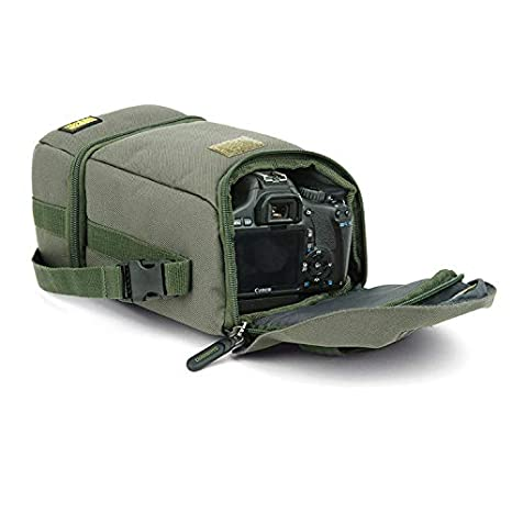 cb3d0d6acb0 Image Unavailable. Image not available for. Color: Shimano Carp Luggage SLR  Camera Holster SHOL27
