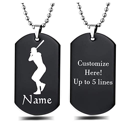 Personalized Sport Silhouette Customize Engrave Message Name Dog
