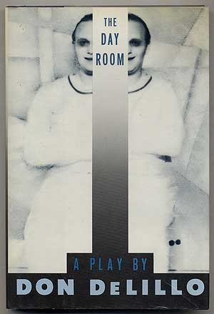 book cover of The Day Room