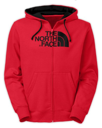 The North Face Mens Half Dome Full Zip Hoodie Style: A8WW-C5