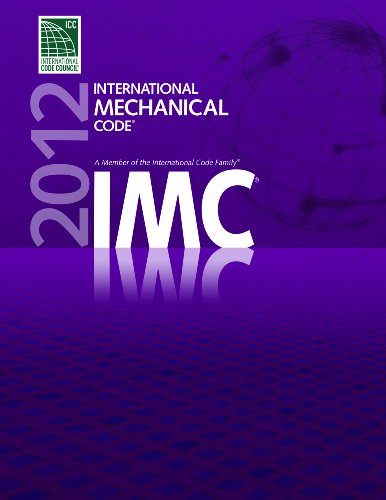 Pdf Engineering 2012 International Mechanical Code (International Code Council Series)