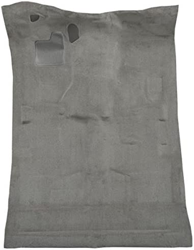 ACC Replacement Carpet Kit for 1987 to 1997 Nissan Standard Cab Pickup Truck 8019-Mist Grey Plush Cut Pile