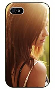 Surelock iPhone 5C Sexy hair - black plastic case, hot girl, girls
