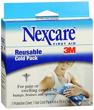 COLD PACK REUSABLE NEXCARE 4