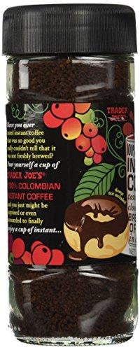 Trader Joe's 100% Colombian Instant Coffee 3.5oz