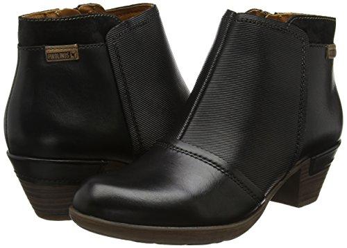 i17 Stivali Nero black Rotterdam Pikolinos 902 Donna EwU6qxa