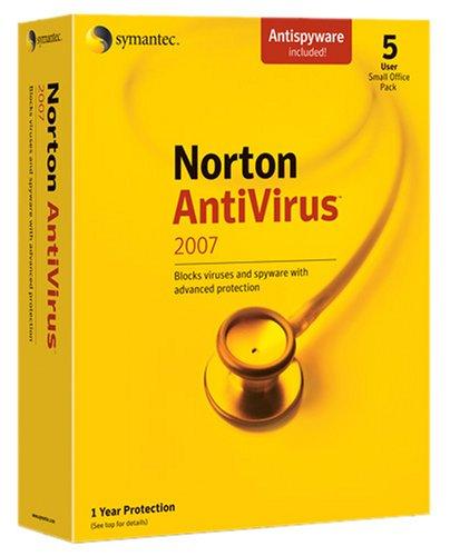 Norton Antivirus 2007 Sop 5 User