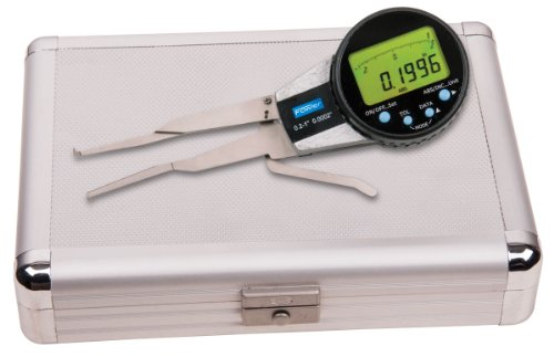 Fowler 54-554-622 Internal Electronic Caliper Gage, 0.200-1