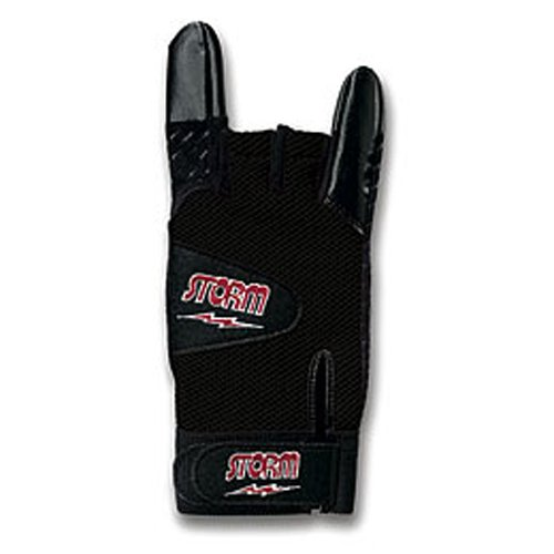 Storm Xtra-Grip Left Hand Wrist Support, Black, Large by Storm