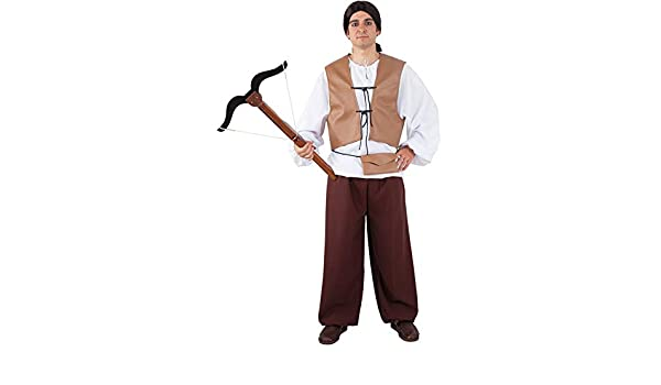 DISBACANAL Disfraz Arquero Medieval - -, XL: Amazon.es: Juguetes y ...