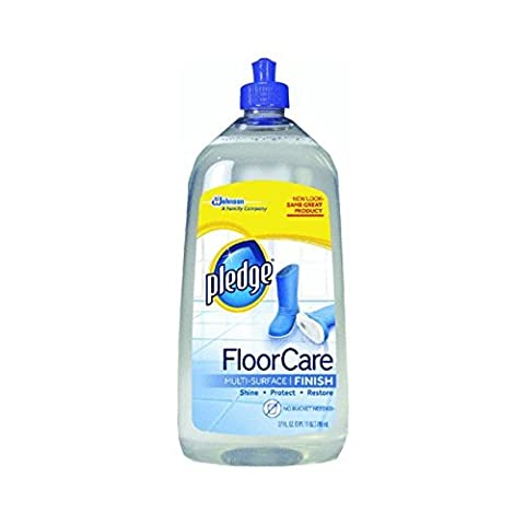 Pledge 27 Oz. Floor Finish by SC Johnson - 27 Oz Future Floor