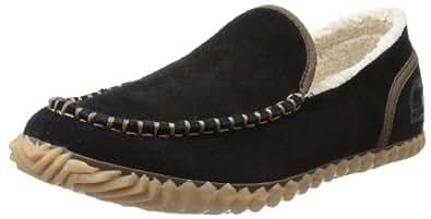 Sorel Men's Dude Shoe (7 D(M) US / 40 EUR, Black)