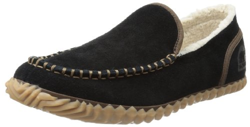 Sorel Mens Dude Shoe Nero