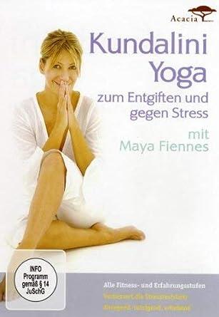 Kundalini Yoga - Zum Entgiften und gegen Stress Alemania DVD ...