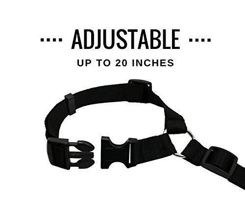 Mrli Pet Doggy Car Headrest Restraint – Animal Safety Seat Belt Strap – Adjustable Nylon Fabric Harness for Dog – Easy Vehicle Travel with Pet – Durable Zipline & Tether Backseat for Traveling