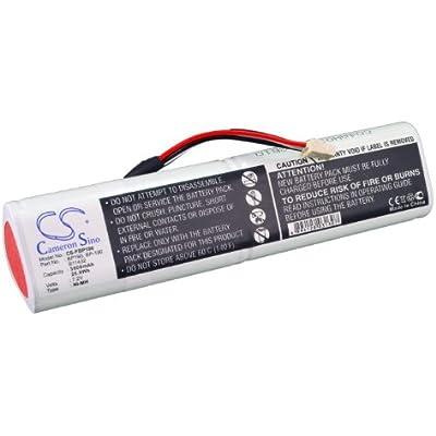 VINTRONS 7 2V BATTERY Fits Fluke BP-190  BP190  430  B11432  Scopemeter 196  Scopemeter 199C  FREE ToolSet