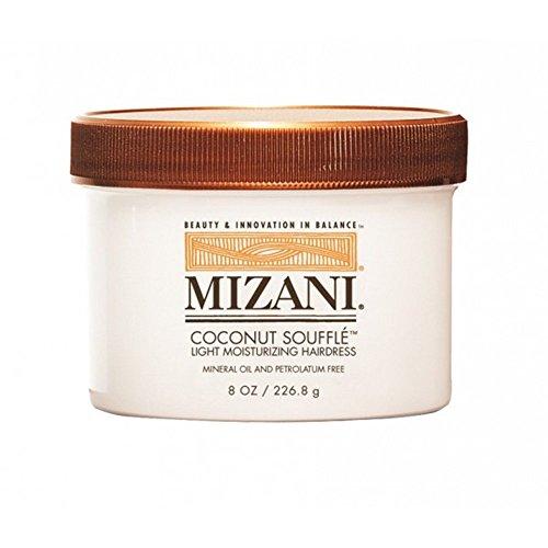 Coconut Souffle Light Moisturizing Hairdress Mizani 8 oz U-HC-7126